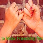 Dua to Make Friendship Stronger